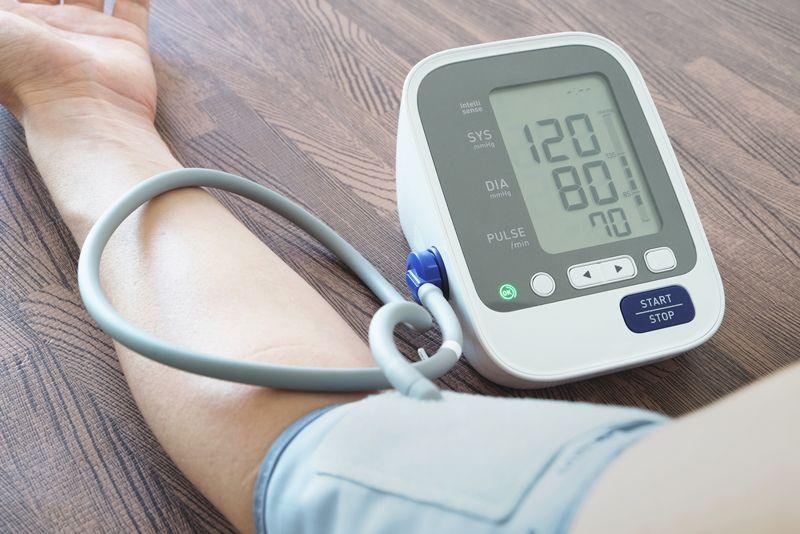 Blood Pressure Under Chestnut Control