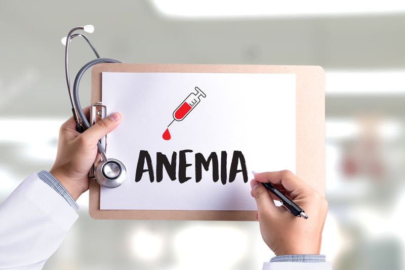 Can help to prevent anemia
