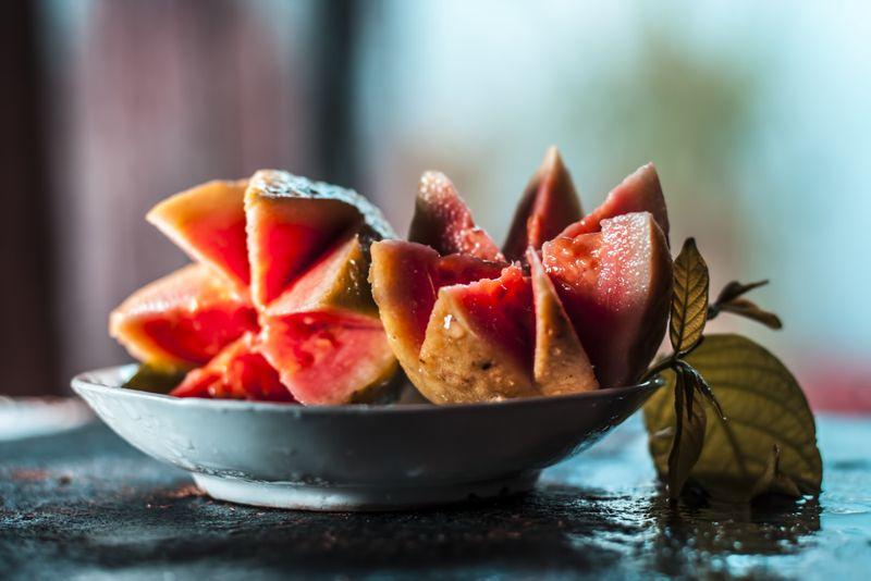 Cancer Prevention Guava