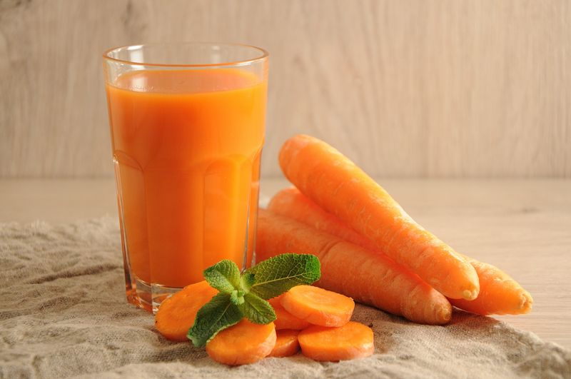 Carrots and Mint