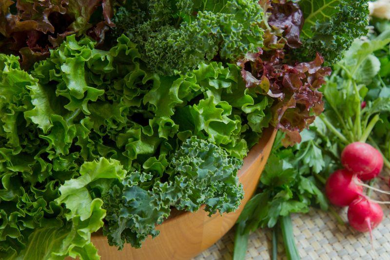 Dark, Leafy Green Vegetables