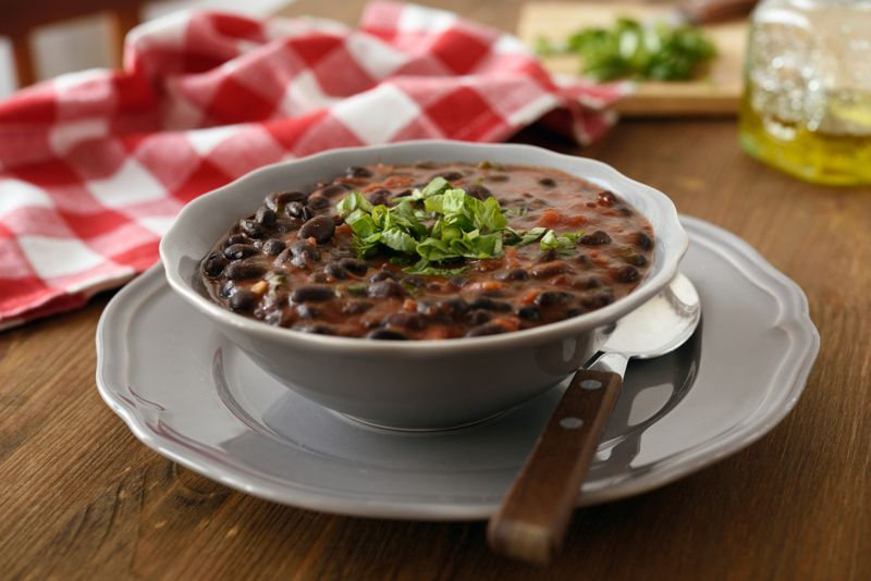 Digestive Tract Regulation black beans