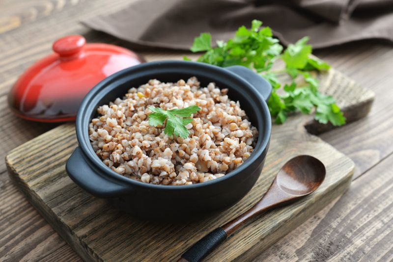 Easy Buckwheat Hot Cereal Recipe