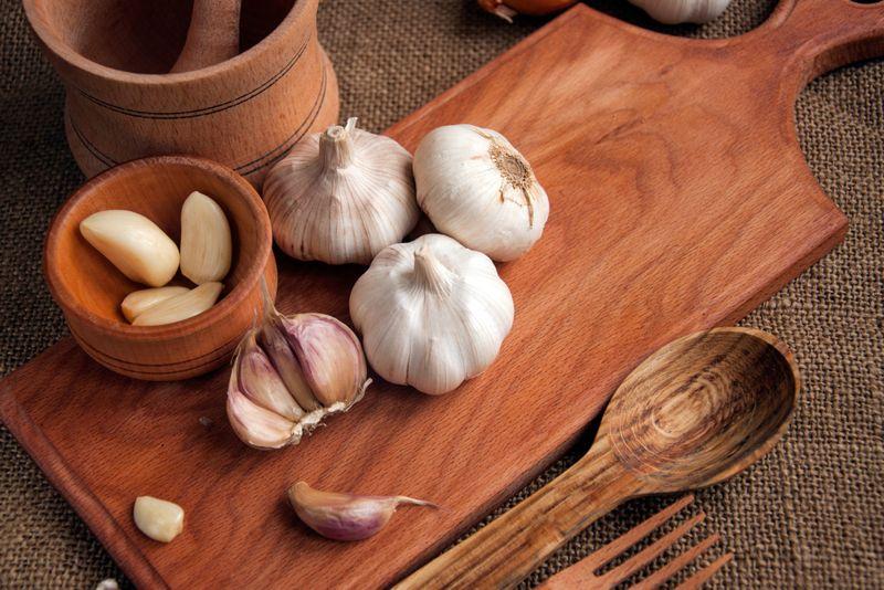 Eat More Garlic Boils