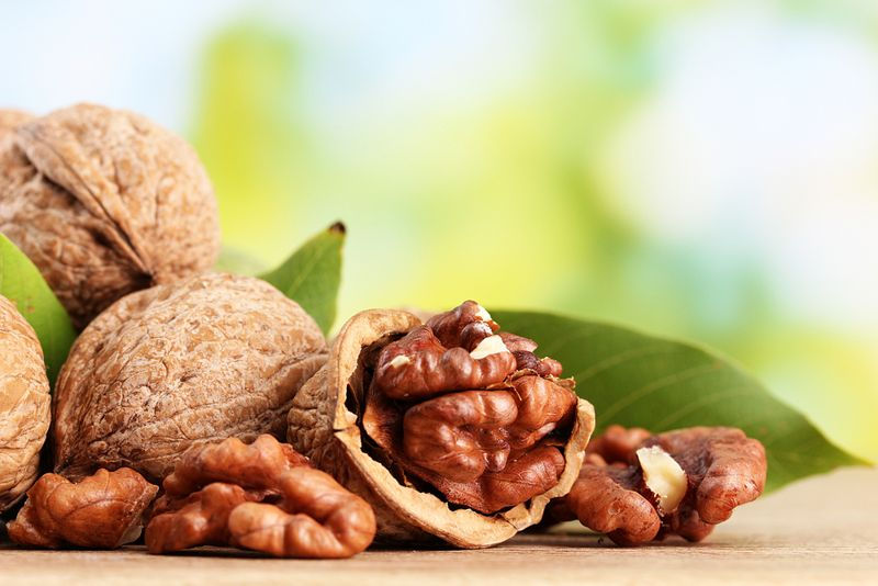 Enhance Bone Health Walnuts