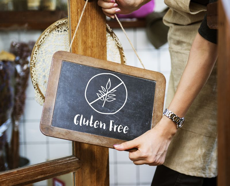 Gluten-Free and Happy
