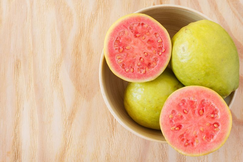 Good for Your Skin Guava