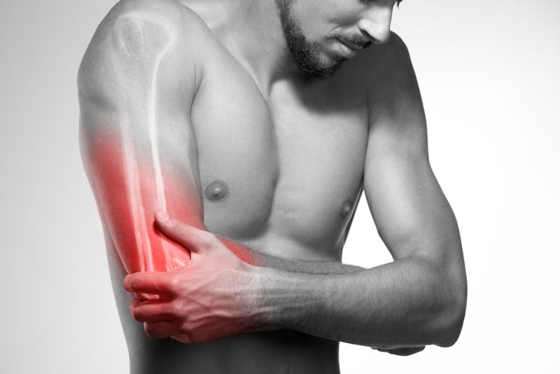 Goodbye Pain Caused by Inflammation