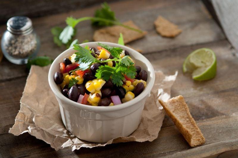 Improved Bone Health black beans