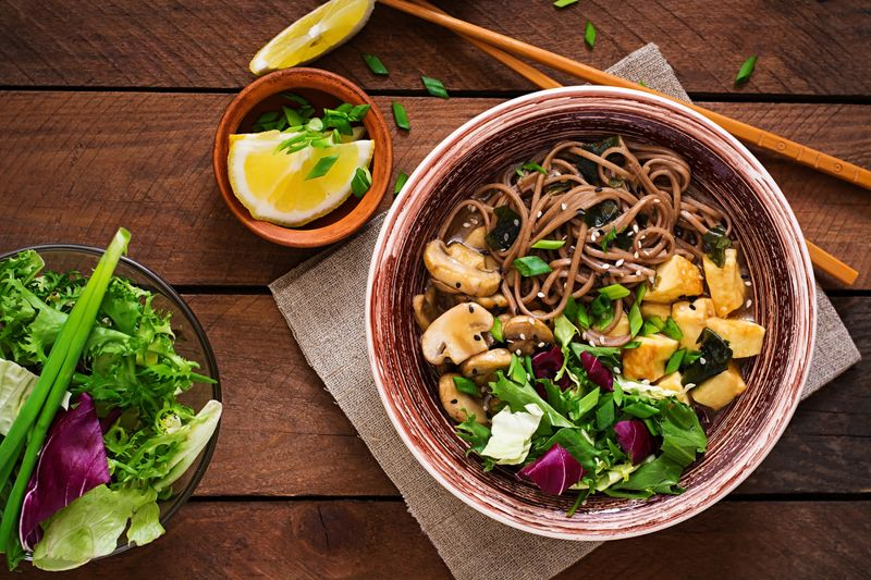 Incorporating soba noodles into your diet