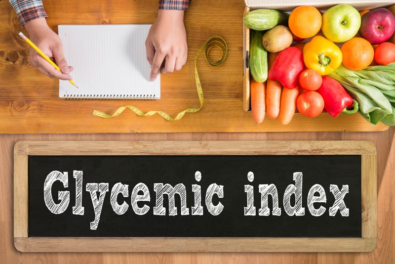 It's a Low Glycemic Index Food