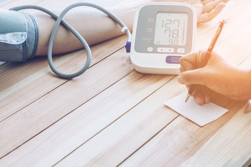 Lowers Blood Pressure Radish