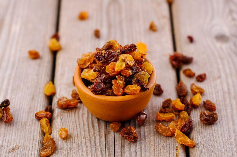 Making raisins part of your diet