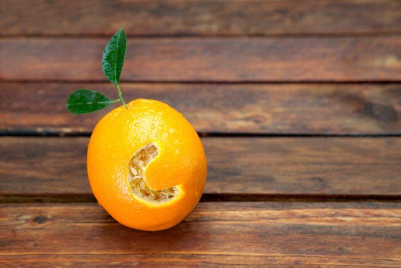 Natural source of Vitamin C