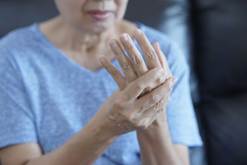 Osteoarthritis Ganglion