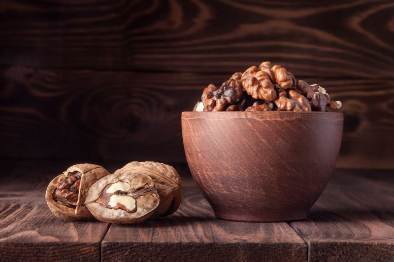Reduce Inflammation Walnuts