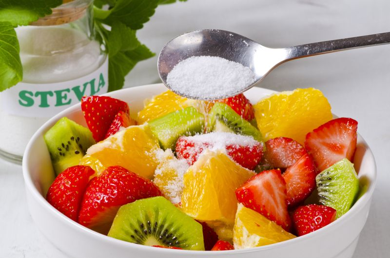 Side Effect: Digestive Problems Sweetener