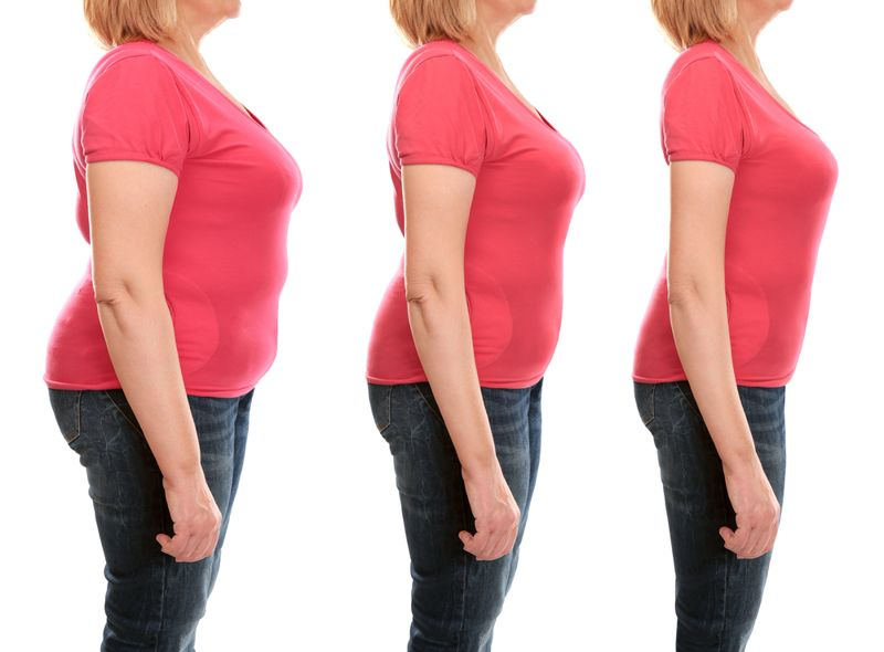 Slim Your Waist and Battle Hunger Pains