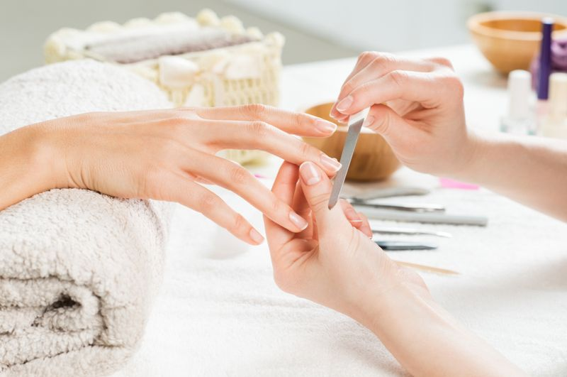 Strengthens Hair and Nails