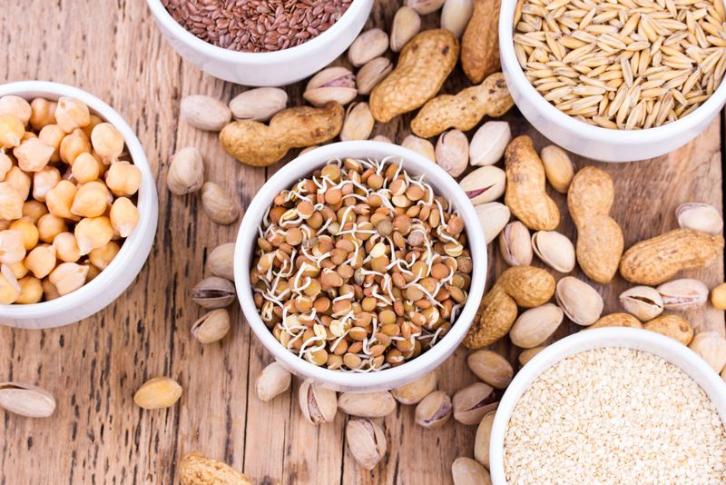 The Benefits of Sprouted Grains