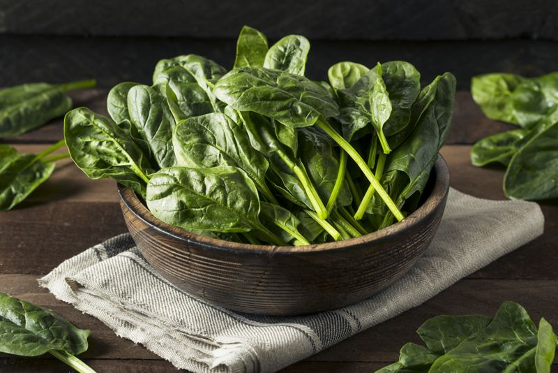 The vegetable that helps improve vision