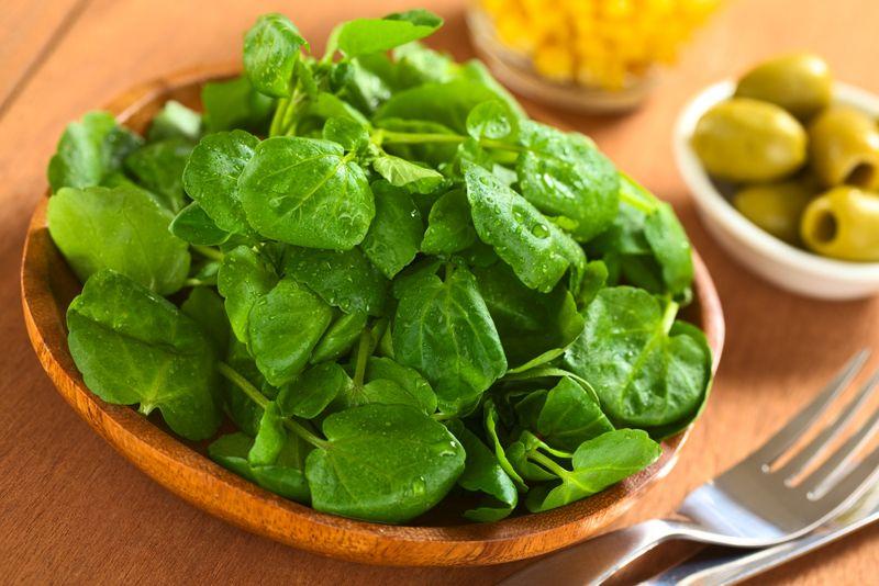 Waistline-Friendly Food Watercress