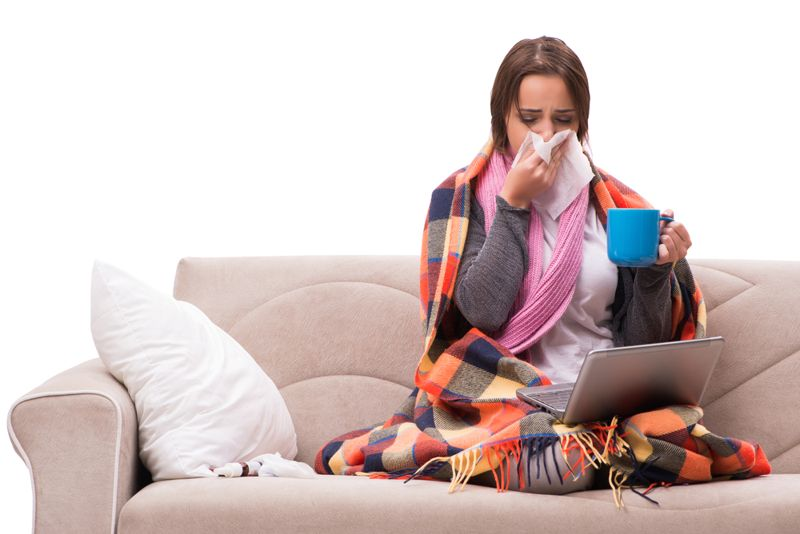 A cough, Fever, and Pain Medications