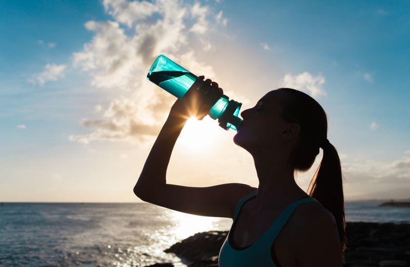 Balance fluids and avoid dehyrdration