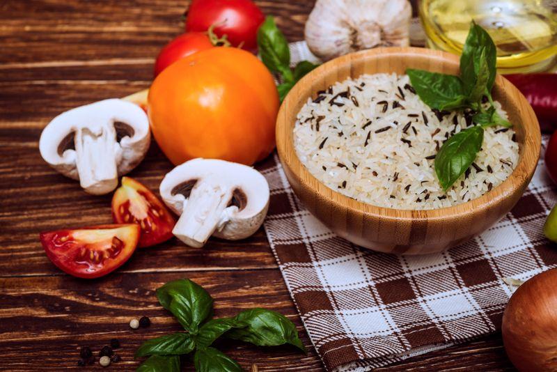 Benefits for pregnant women wild rice