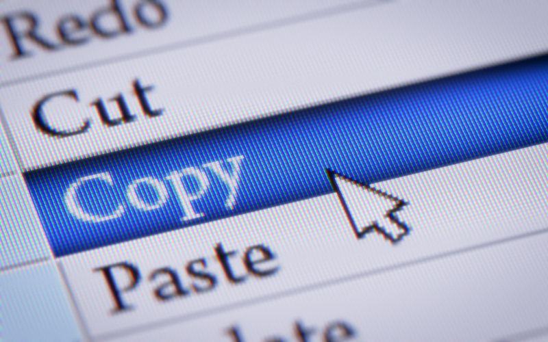 Copy Selection