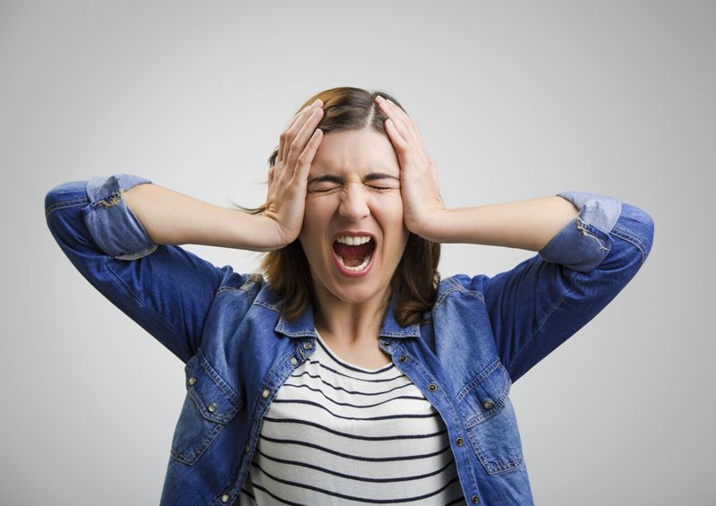 Does stress cause or contribute to inflammatory bowel disease?