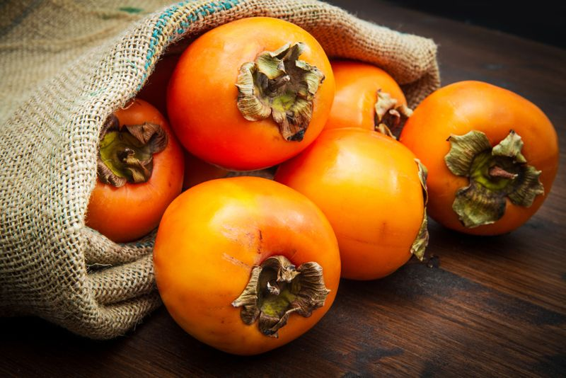 Enhance Thyroid Health Persimmon