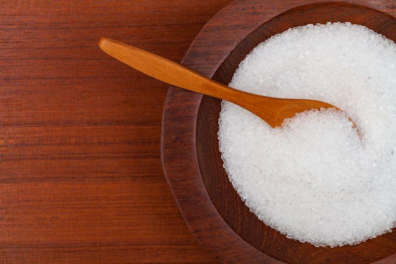 Epsom Salt Boils