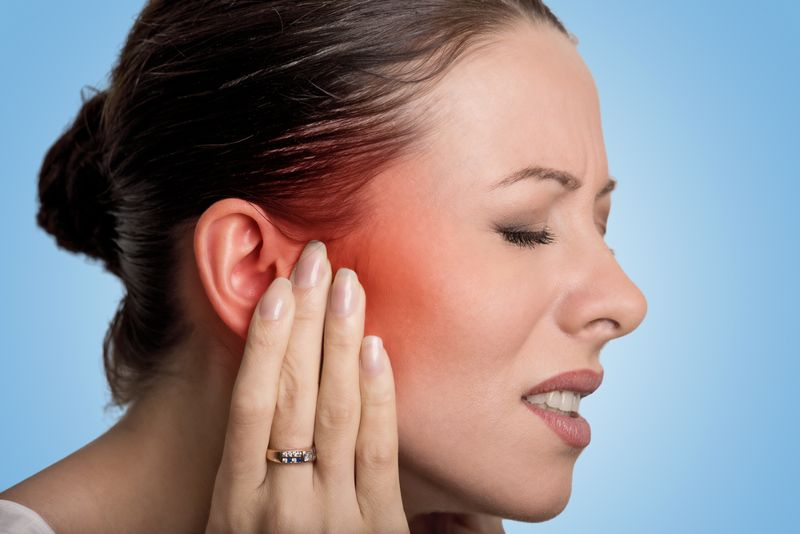 Facing Problem with Ear