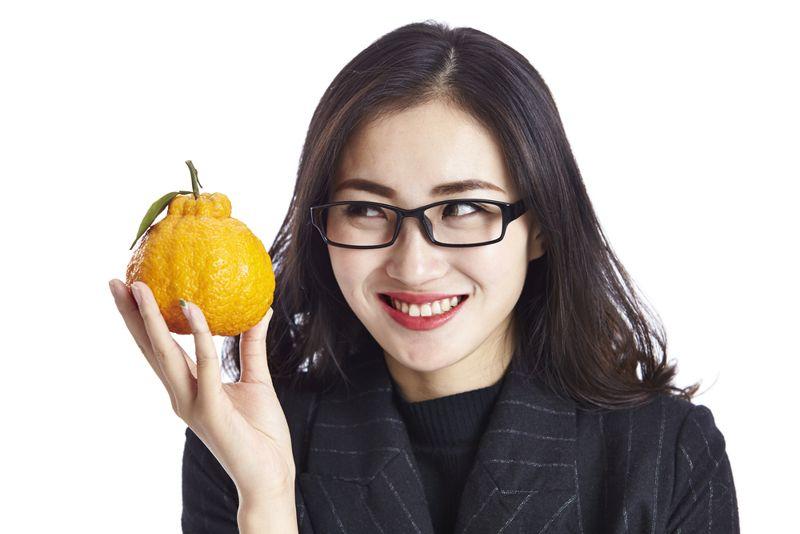 Harvest Time Ugli fruit