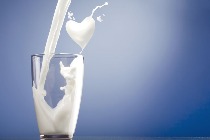 Have a Heart for Camel Milk.