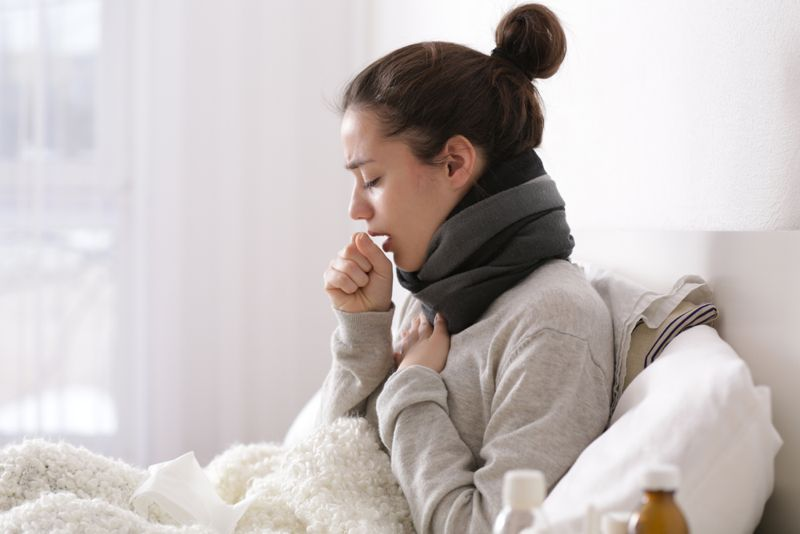 Helps Reduce Chronic Cough