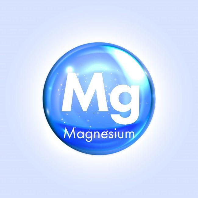 High in Magnesium