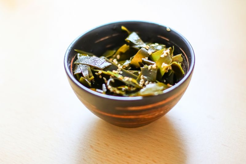 Incorporating Kombu into your diet