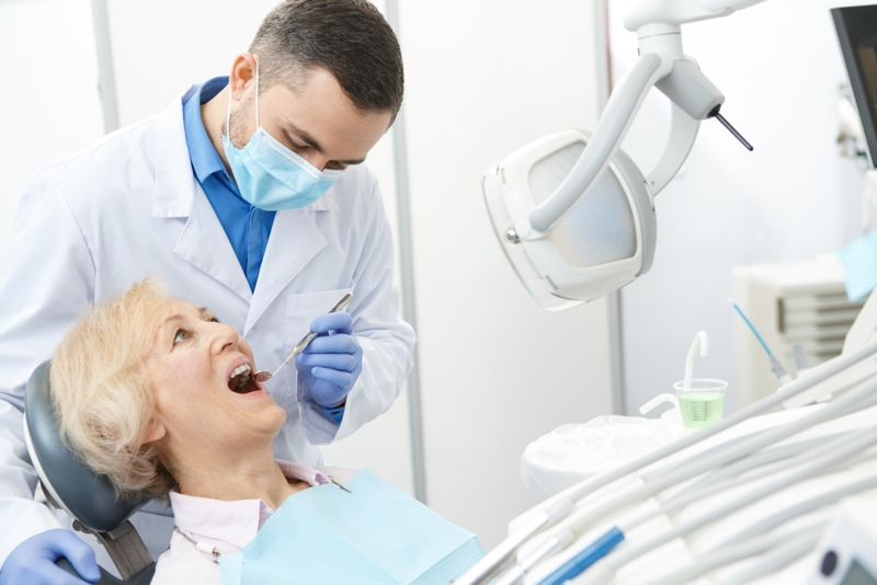 Less reason to go to the dentist