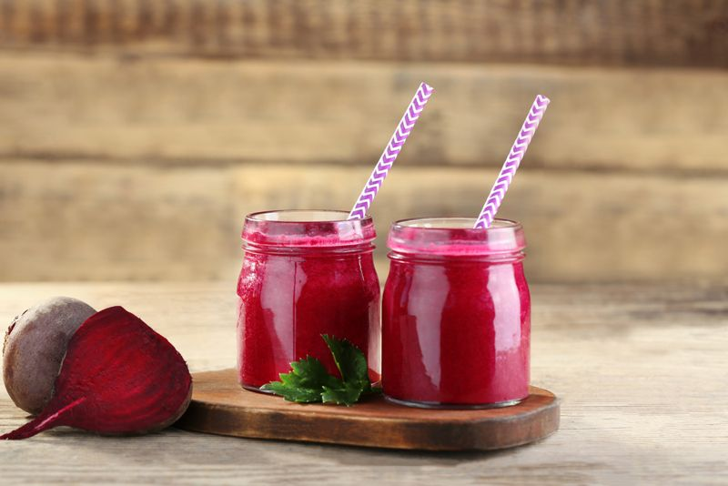 Lowers Blood Glucose Beetroot