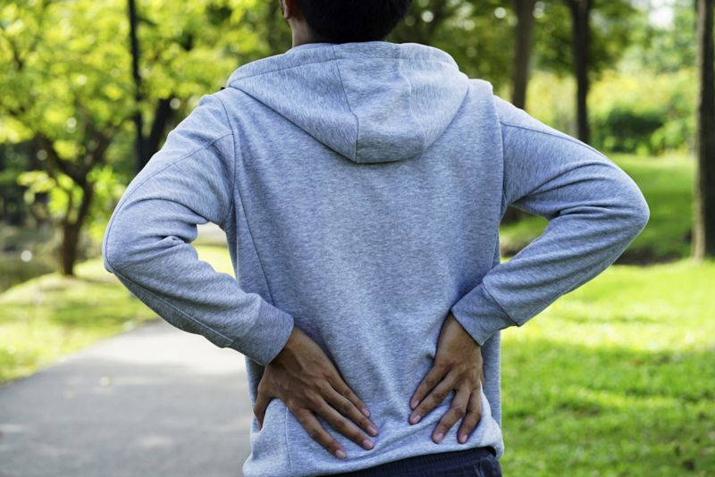Natural Relief for Pain