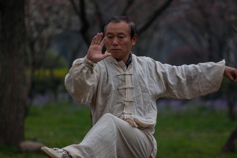 Physical Benefits of Qigong