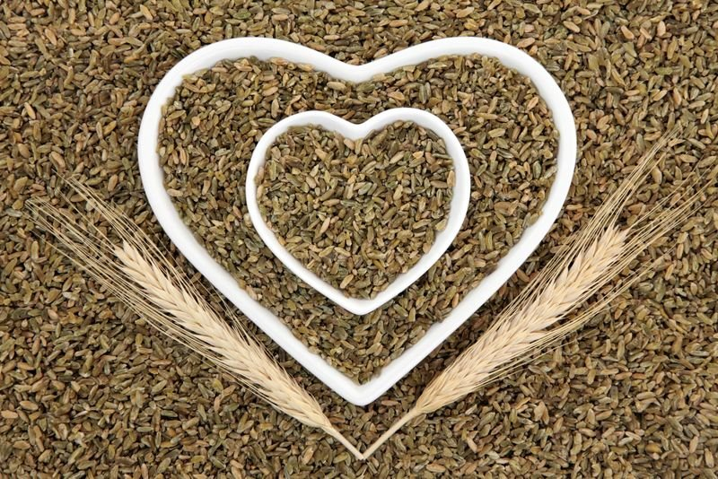 Reduce Your Risk for Heart Disease Freekeh