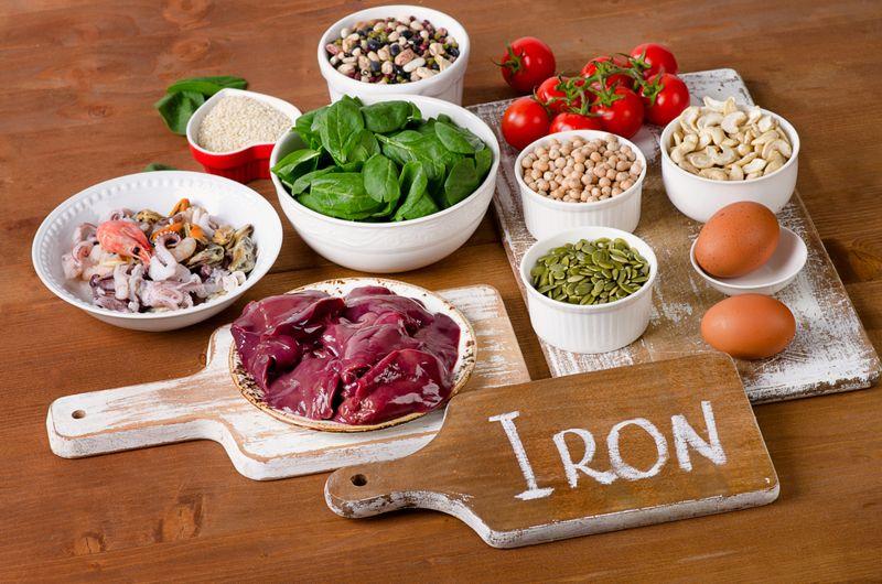 Source of Iron
