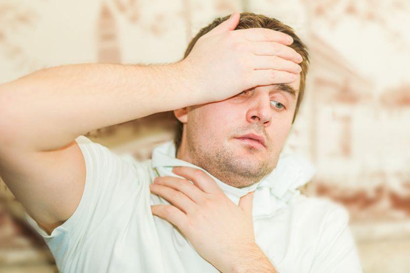 Symptoms of Weil's Disease