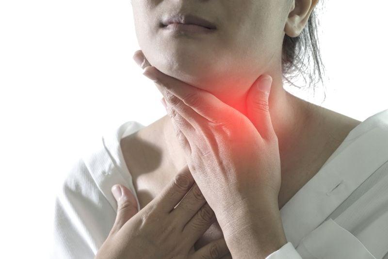 Thyroid Disease globus
