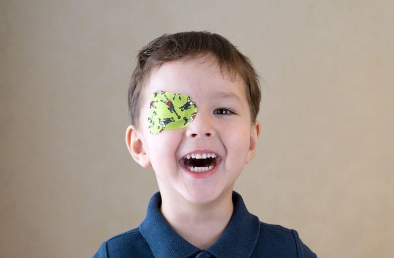 Treating strabismus in children