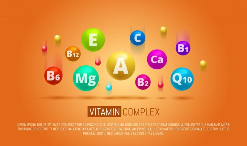 Vitamin and Mineral Warriors