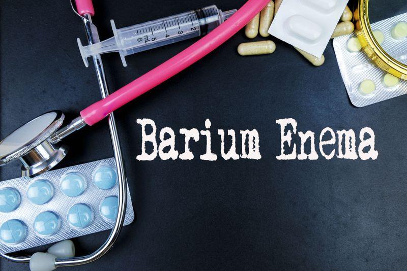 Why Barium Enema's Are Done